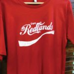 Enjoy Redlands T-Shirt in Red