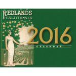 2016 Redlands Calendar